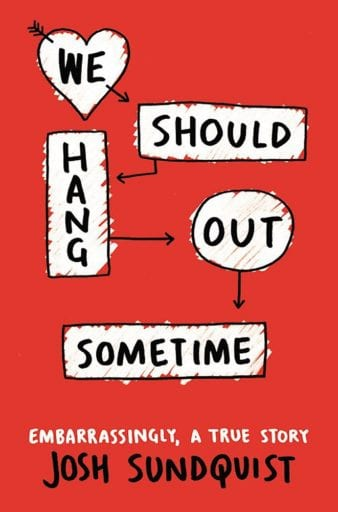We Should Hang Out Sometime book cover--middle school books