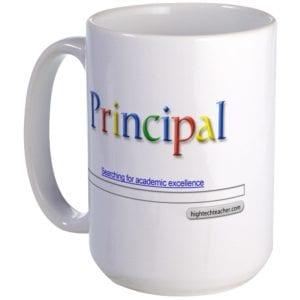 Principal Google - 15 Funny Teacher Mugs