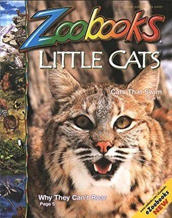 Sample issue of Zoobooks magazine