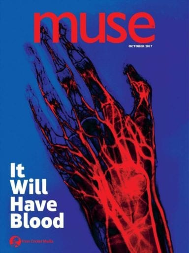 sample issue of Muse magazine