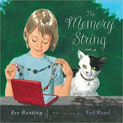 Book cover for The Memory String