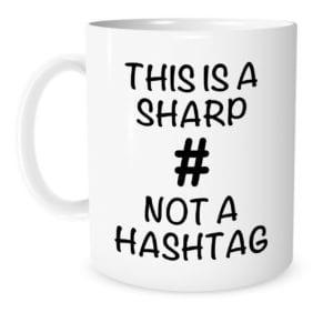This Is a Sharp - 15 Funny Teacher Mugs