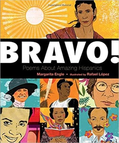 50 nonfiction picture books for learning about the world weareteachers 2 bravo poems about amazing hispanics by margarita engle fandeluxe Image collections
