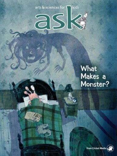 Sample issue of Ask magazine