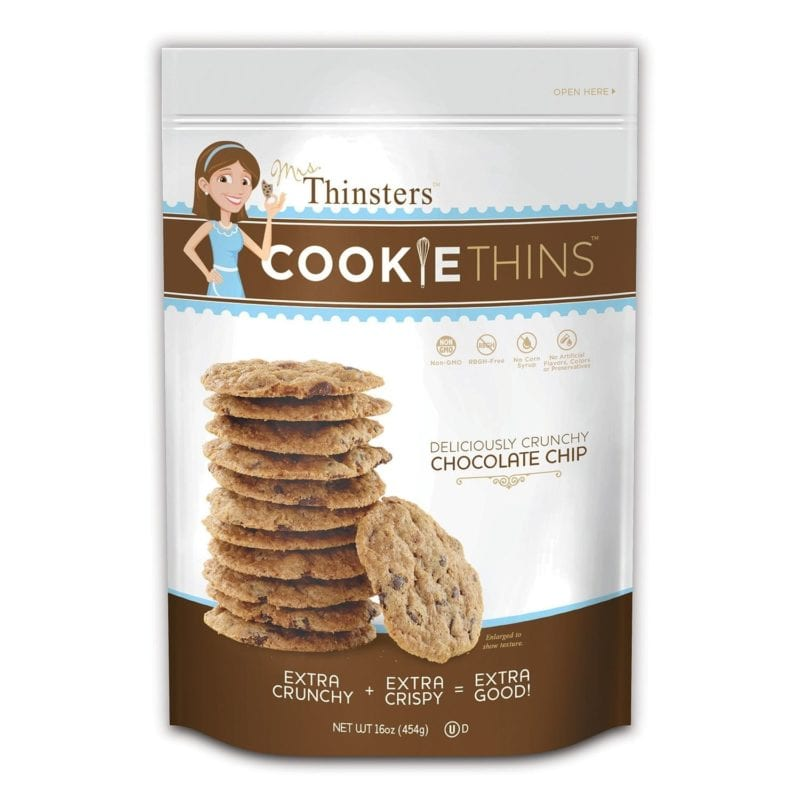 Mrs thinsters cookie thins