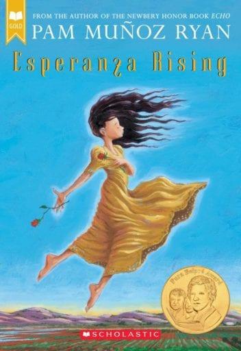 Esperanza Rising book cover