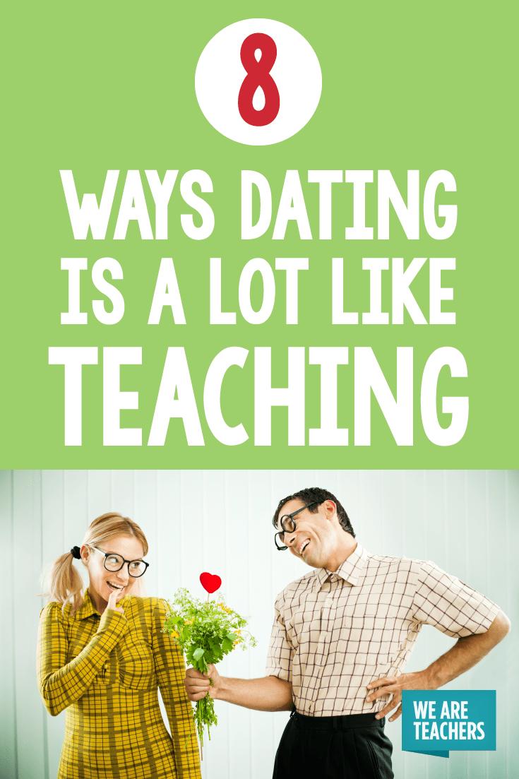 teaching dating