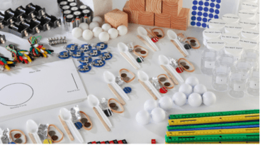 hands-on custom science kits