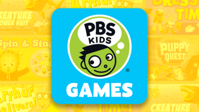 PBS Kids Apps Games
