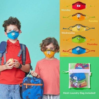 Crayola Reusable Cloth Face Masks
