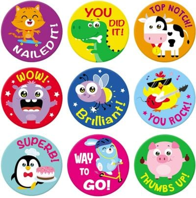 Stickers for any sticky situation!