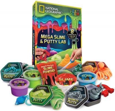 Kit scientifique Slime