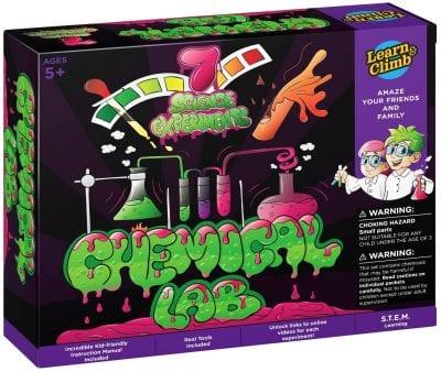 Kit de laboratoire chimique