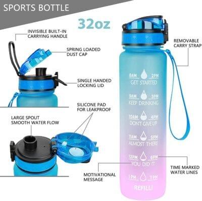 Great Gear teacher water bottles