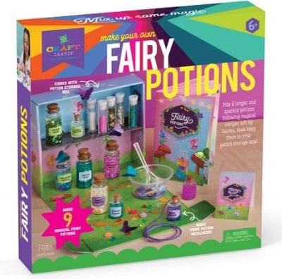 fairy potions craft kits