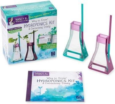 kit scientifique hydroponique