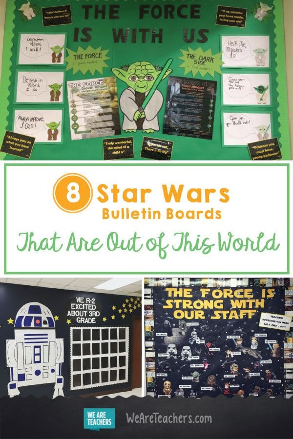 8 Star Wars Bulletin Boards That Are Out of This World
