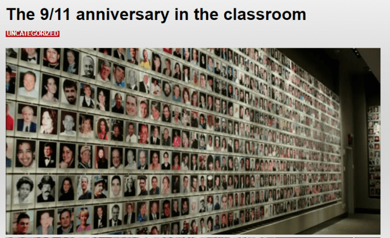 Anniversary teaching guide from PBS