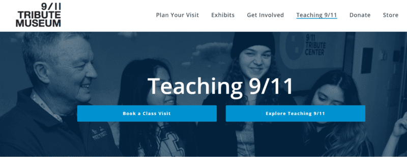 Teaching 9/11 in the Classroom