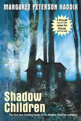 The Shadow Children book cover