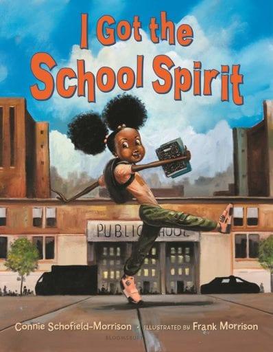 I Got the School Spirit book cover