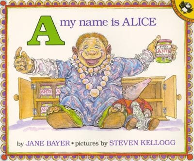 A, My Name is Alice<