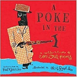 Book cover for A Poke in the I