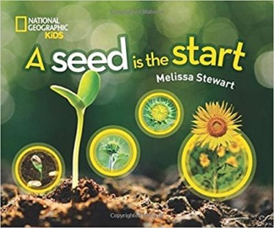 Book cover for A Seed is the Start