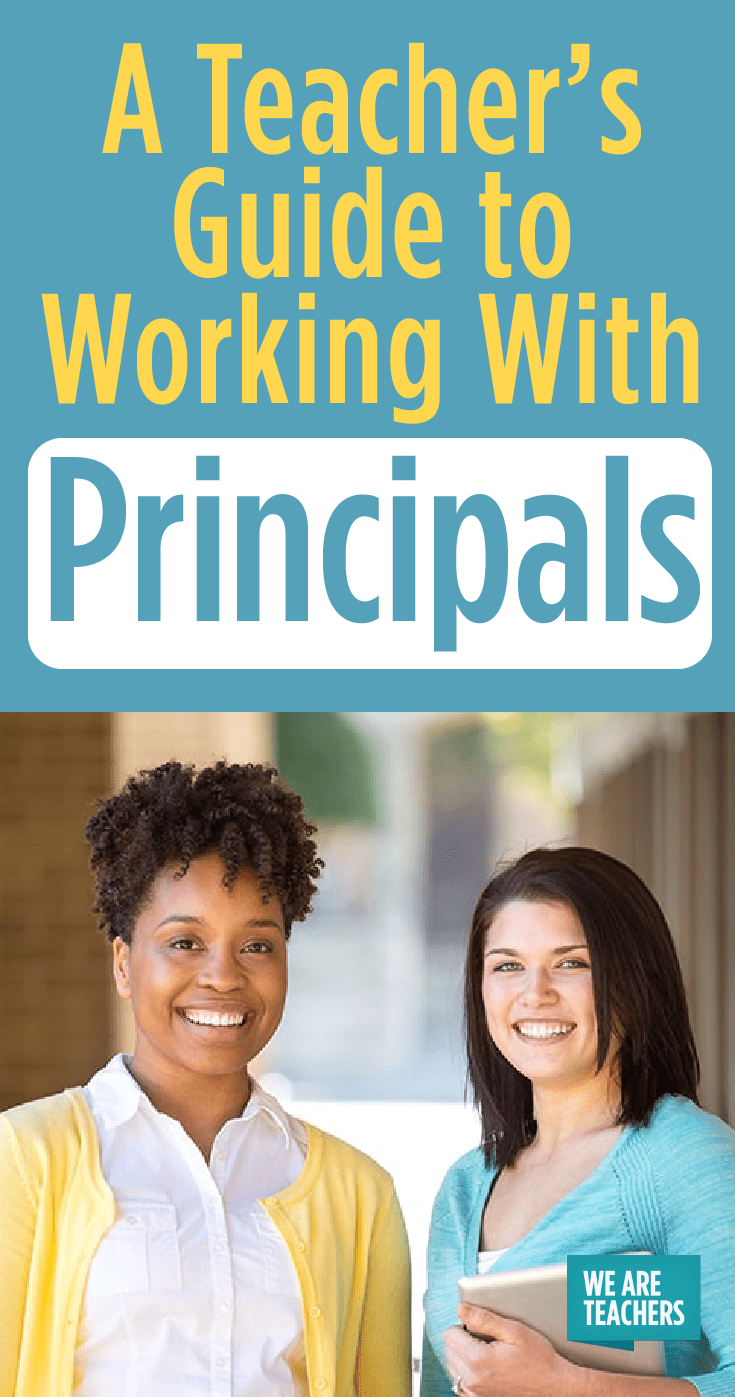 a teacher s guide to working with principals weareteachers rh weareteachers com Teacher Clip Art Smile Emoji