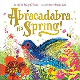Abracadabra Its Spring Book