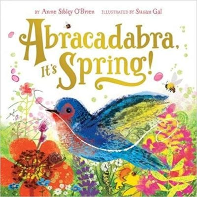 Book Cover for Abracadabra It's Spring