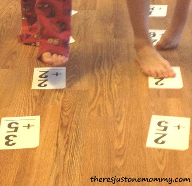 22 Active Math Games and Activities for Kids Who Love to Move