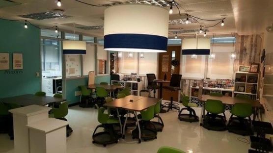 How One Teacher Got a Serious Classroom Upgrade