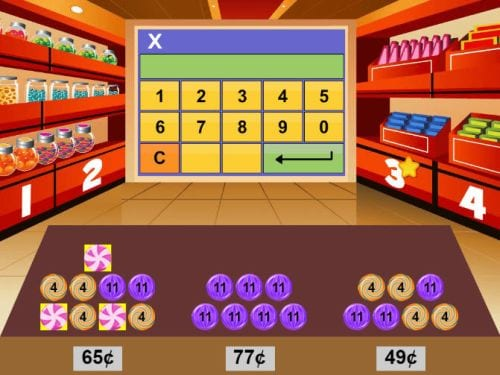 Algebraic Reasoning Sweet Shop - The Best Online Interactive Math Games
