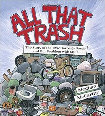 Book cover for All That Trash