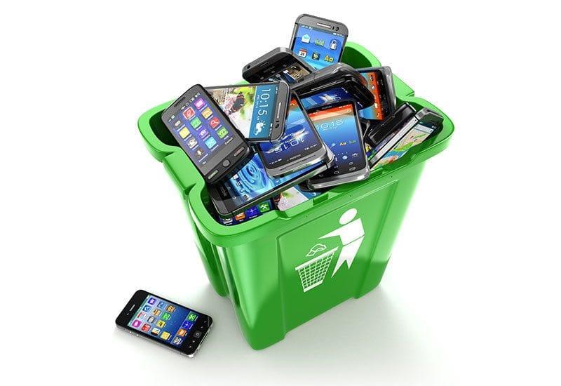 Donating old phones -- Volunteer Projects Help Teens