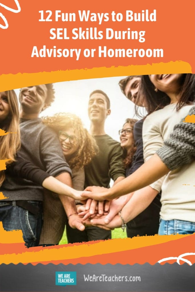 12 Fun Ways to Build SEL Skills During Advisory or Homeroom