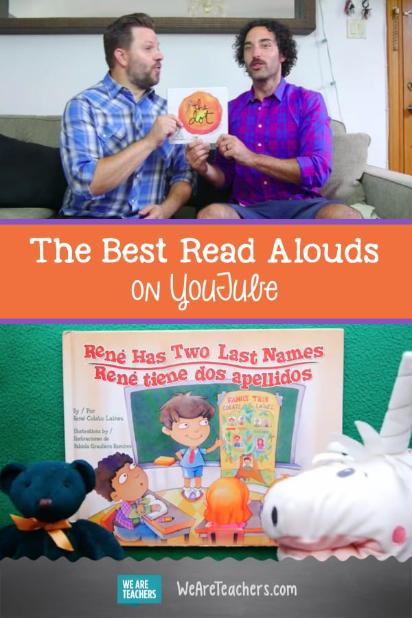The Best Read Alouds on YouTube
