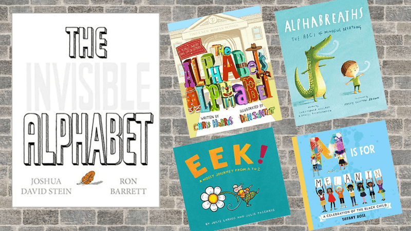 Five Alphabet Books