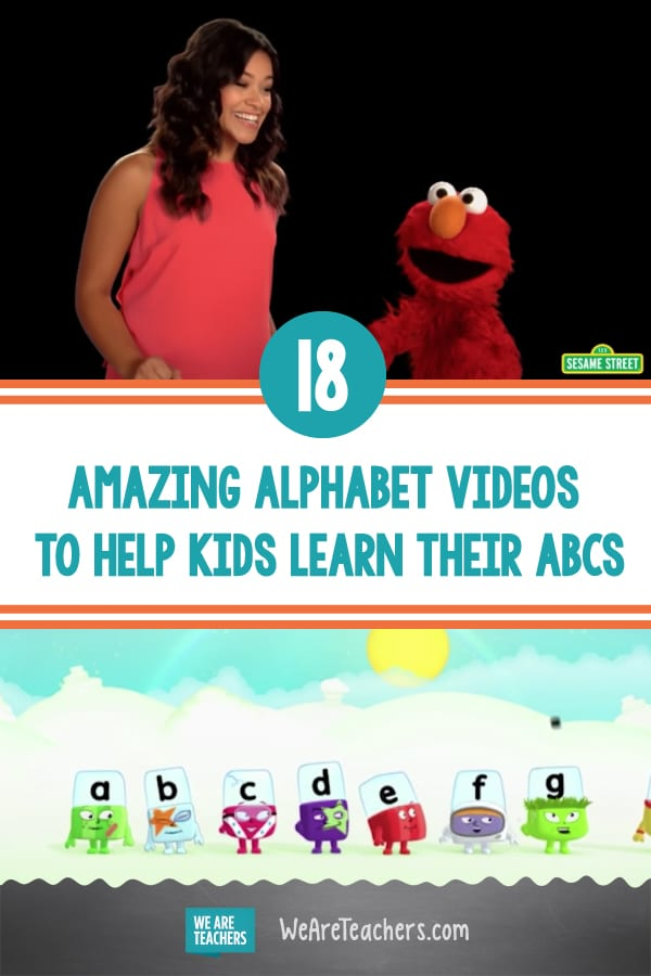 18 Amazing Alphabet Videos to Help Kids Learn Their ABCs