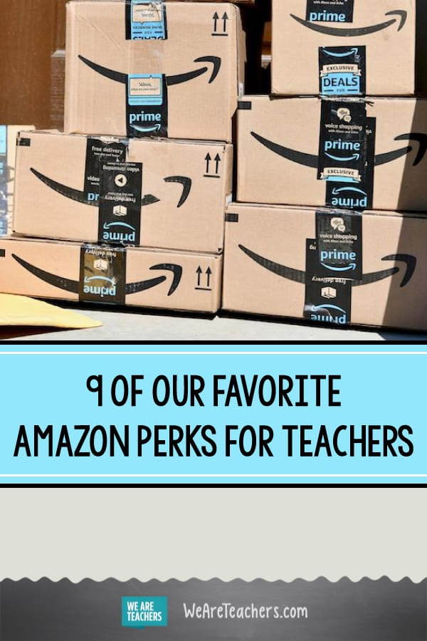9 Amazon Perks and Prime Discounts Every Teacher Should Use