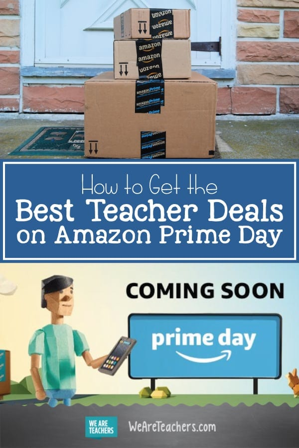 Amazon prime day how teachers can get the most bang for their buck if you miss a deal join the waitlist fandeluxe Choice Image