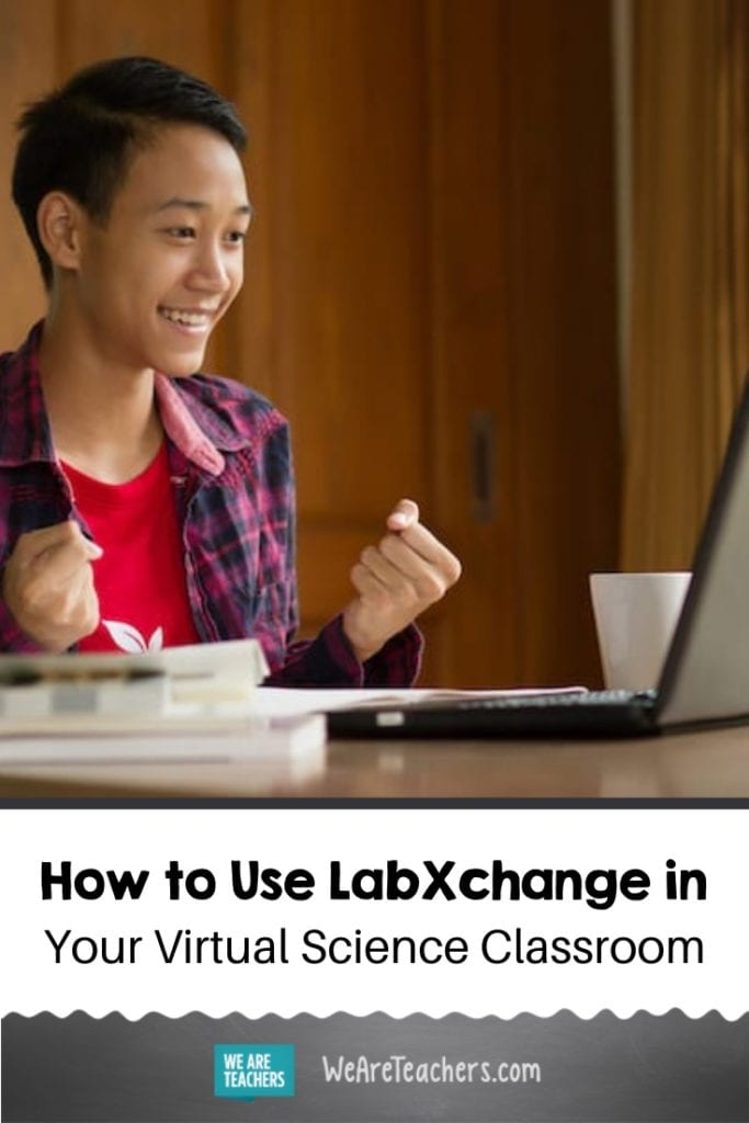 How to Use LabXchange in Your Virtual Science Classroom