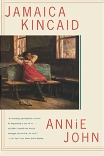 Annie John book cover.