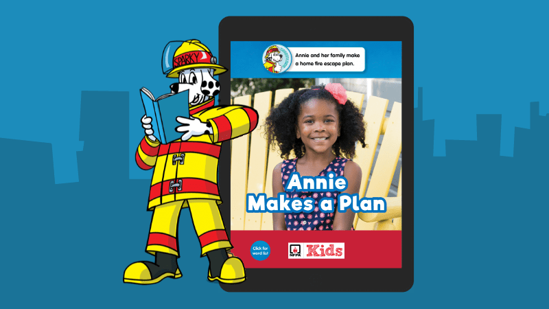 Free Resources for Fire Prevention Week for In-Person or Remote Learning