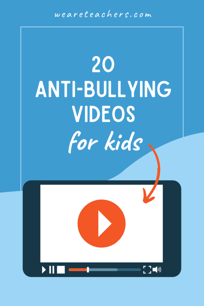 20 Best Anti-Bullying Videos to Share With Your Students