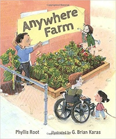 Book cover for Anywhere Farm