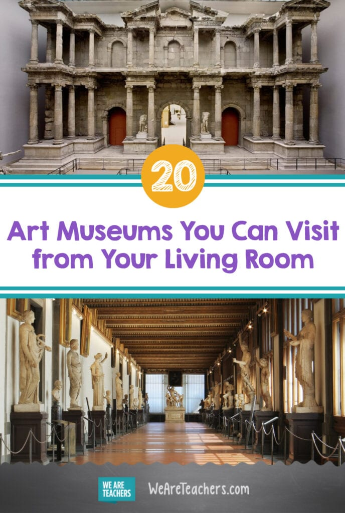 20 Famous Art Museums You Can Visit from Your Living Room