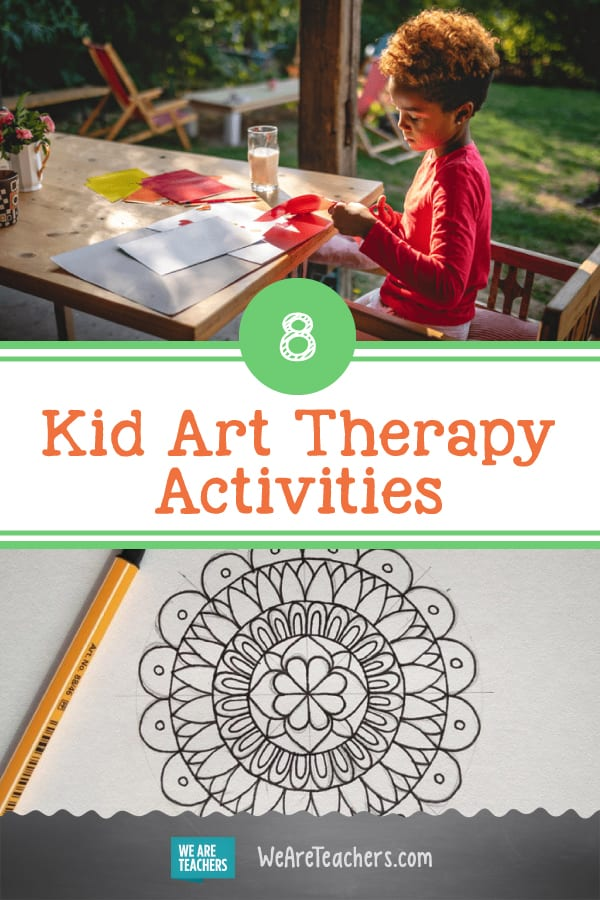 8 Art Therapy Activities to Help Kids Identify and Manage Their Feelings