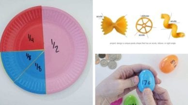 At-Home Math Manipulatives